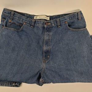 Arizona Jean Company Jeans - Arizona Relaxed Fit Jeans Medium Wash